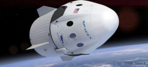 SpaceX: capsule Crew Dragon